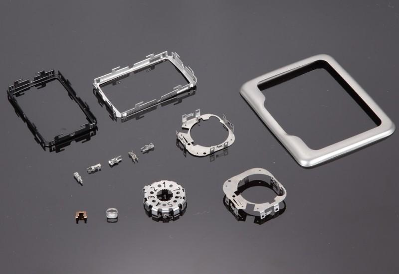 aluminium Formteile